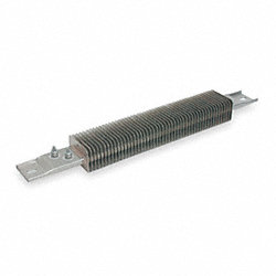 Heater, 120V, 14 In. L, 1200 Deg F