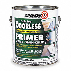 Primer/Sealer Stain Killer, White, 1 gal.