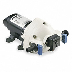 Potable Water Supply Pump, 12 VDC, 174 GPH