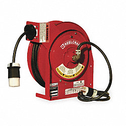 Heavy Duty Cord Reel, SJTOW, 45 Ft.