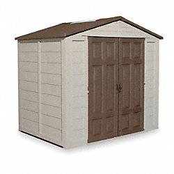 Outdoor Storage Building, 86-3/4 In H