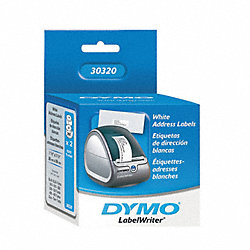 Address Label, Black/White, Paper