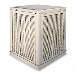 Window Evaporative Cooler, 4000to4800 cfm