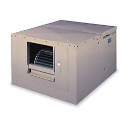 Ducted Evaporative Cooler, 7000 cfm, 1 HP