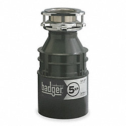 Food Waste Disposer, 3/4 HP, 3 YR Warranty