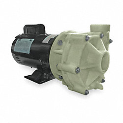 Centrifugal Pump, 1/3 HP, 1 Ph, 115/230V