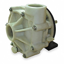 Pedestal Pump, HP Req 1 1/2, Polypropylene
