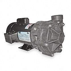 CentrifugalPump, 1/2hp, 1 Ph, 115/208-230V