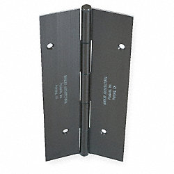 Full Mortise Continuous Hinge, 96 In
