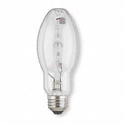 Quartz Metal Halide Lamp, ED17, 70W