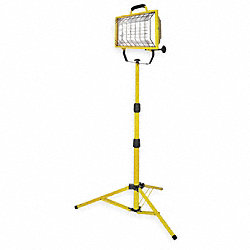 Stand Light, Fluorescent, 120V, 65 W