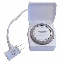 Timer, Indoor Lamp and Appliance, 120V