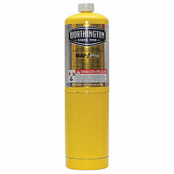 Disposable Fuel Cylinder, MAP-Pro, 14.1 oz