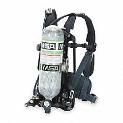 Fire SCBA, Carbon Fiber, 30 min., 4500 psi