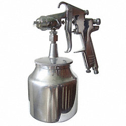 Siphon Spray Gun, 0.070In/1.8mm