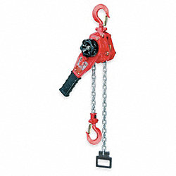 Hoist, Chain, 1 1/2T, Chain 5Ft, Rated 55Lb