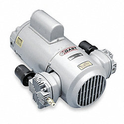 Air Compressor, 3/4 HP, 4.65 CFM, 115/230 V