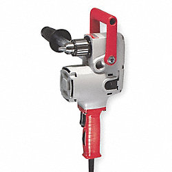 Right Angle Drill, 1/2 In, 300/1200 RPM
