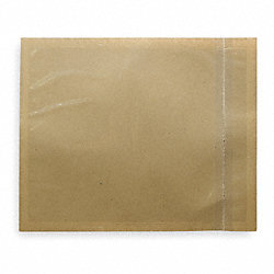 Packing List Envelope, 5-1/2 In, PK 1000