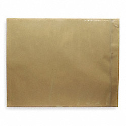 Packing List Envelope, 12 In, PK 1000
