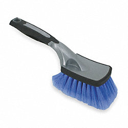 Car Wash Brush, Polypropylene PPL, 10In.
