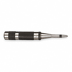 Automatic Center Punch, HD, 5 1/4 In L