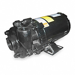 Centrifugal Pump, 3/4 HP, 3 Ph, 208-230/460