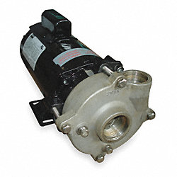 Pump, Centrifugal, 1 HP, 1 Ph, 115/230V