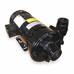 Centrifugal Pump, 3 HP, 3 Ph, 208-230/460V