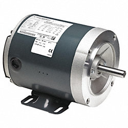 Motor, 3 Ph, 3/4 HP, 3450, 56C, Eff 74.0