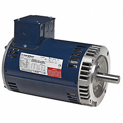 Motor, 3 Ph, 1 HP, 1725, 143TC, Eff 82.5