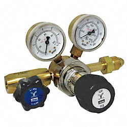 Pressure Regulator, 1/4 In, 1 to 30 psi