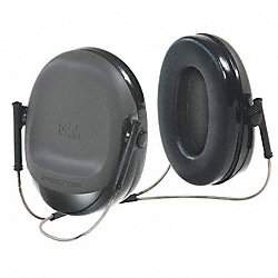 Welding Ear Muffs, BTN, Dark Gray, 17dB