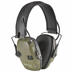 Ear Muffs, Sound Amplificatn/Folding, 22dB