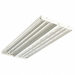 High Bay Fixture, Wide, 6Lamp, F32T8