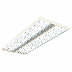 High Bay Fixture, Narrow, 6Lamp, F54T5HO