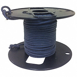 Silicone Lead Wire, HV, 16awg, 5KVDC, 50ft