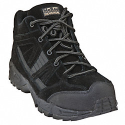 Hiking Shoes, Composite Toe, Blk, 10M, PR