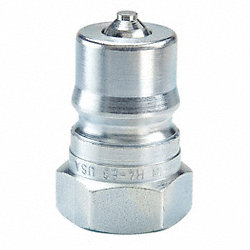 Hydraulic Coupler, Male, 3/4 In