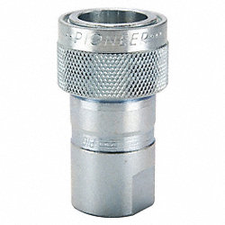 Hydraulic Coupler, 3/4 In