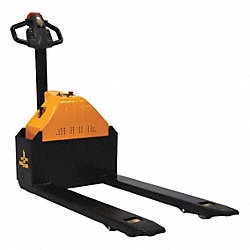 Electric Pallet Jack, Capacity 3000 Lb