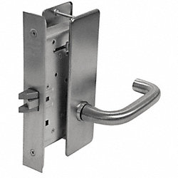 Lever Lockset, Mortise, Passage