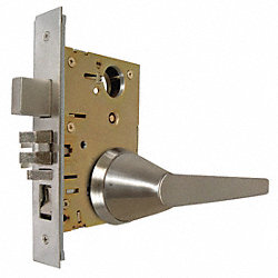 Lockset, Lever, Mortise, Institutional
