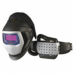 PAPR, Welding, HE/OV/AG Cartridge, PPA Hood