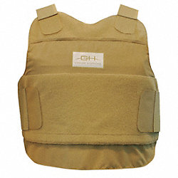 Standard Concealable Carrier, Tan, 2XL