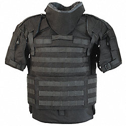 Tactical Vest, Black, L