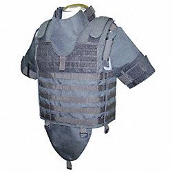 Urban Cav Tactical Vest, Black, L