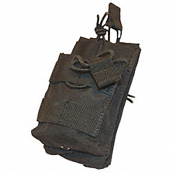 MOLLE Pocket, Sngl Stack M4 Mag, Coyote