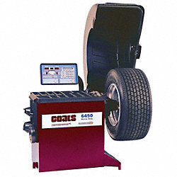 Truck/Pass Car Balancer, 220v 60hz