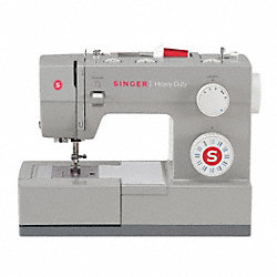 Sewing Machine, White, 23 Stitch Patterns